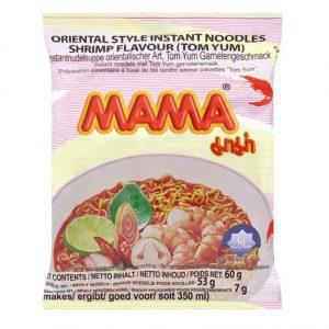 MAMA Tom Yum Shrimp Noodles, 60g