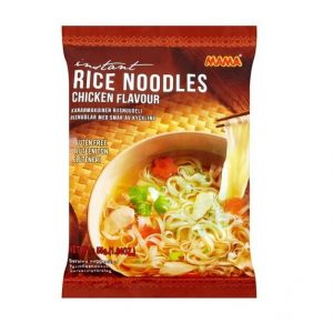 MAMA Gluten Free Rice Chicken Noodles, 55g