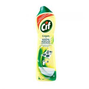CIF Cream Lemon Multi-Purpose Cleaner, 500ml
