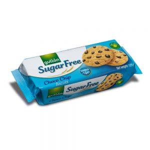 Gullon Sugar Free Choco Chip Cookies