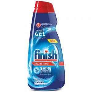 Finish Dishwasher Gel, Lemon 700ml