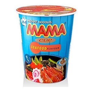 MAMA Seafood Flavour Cup Noodles