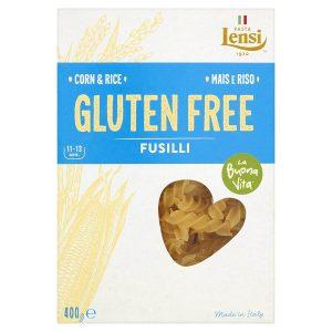 Lensi Gluten Free Pasta, Fusilli