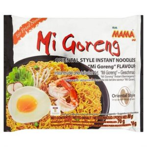MAMA Oriental Style Mi Goreng Flavour Noodles, 80g